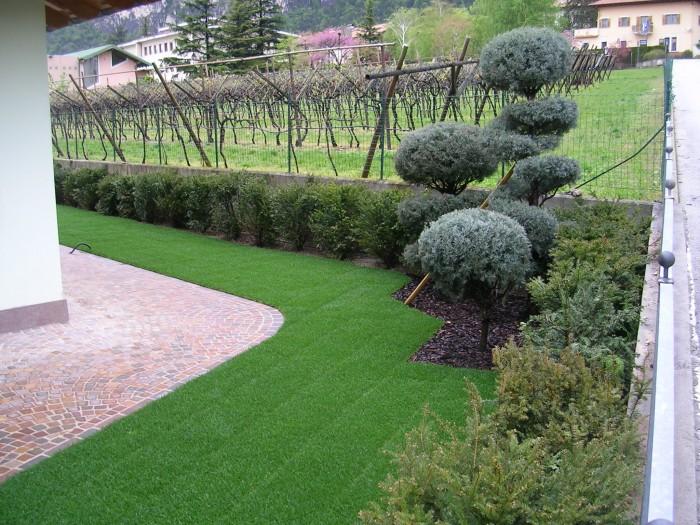 Stefans garden gardiniera salorno alto adige - Giardini privati progetti ...